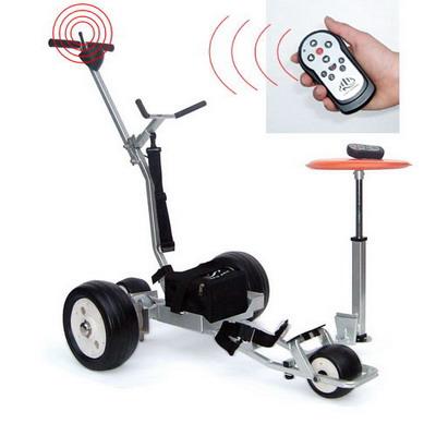 Par Caddy Motorized Golf Cart Videos